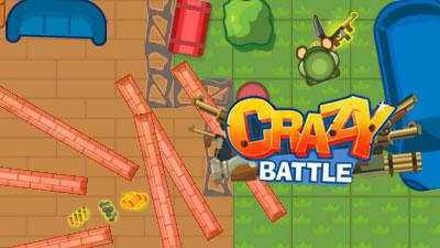 Crazybattle io