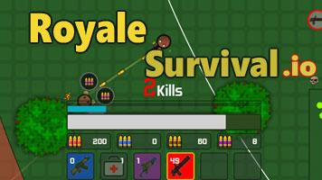 Royale Survival io