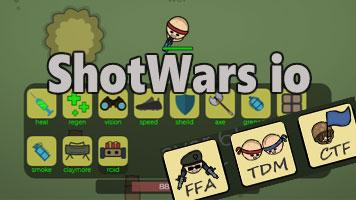 Shot Wars io